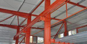 Construction métallique Batiment-pont roulant-extension MFD-GOUDARD