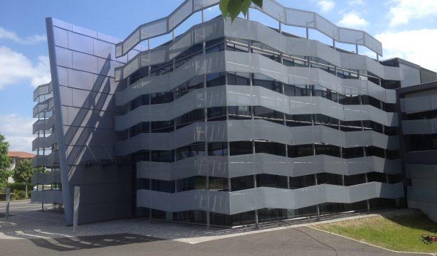 Construction métallique brise soleil  MFD GOUDARD