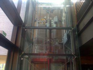 Pylône ascenseur Aquitaine