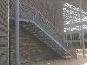 Escalier métallique sur mesure MFD-GOUDARD