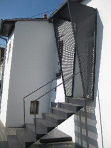 Création d'escalier et ouvrage de métallerie MFD-GOUDARD