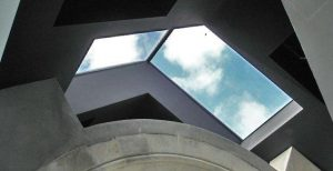 Verrière acier en toiture MFD GOUDARD